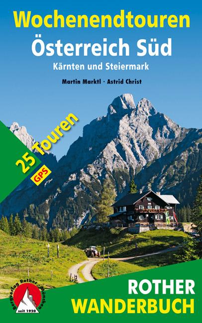"""Cover """"Wochenendtouren Österreich Süd"""""""